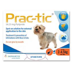 PracTic_Spot_On_Very_Small_Dog_4510_Lbs_Orange_12_Pack