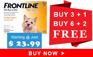 Discount On Frontline TopSpot