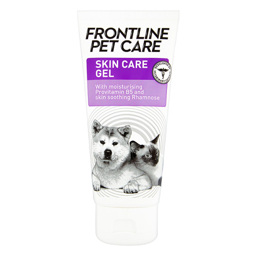 Frontline Pet Care Skin Care Gel For Dogs & Cats 100 Ml