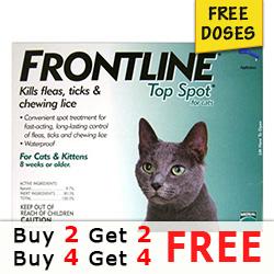 Frontline Top Spot