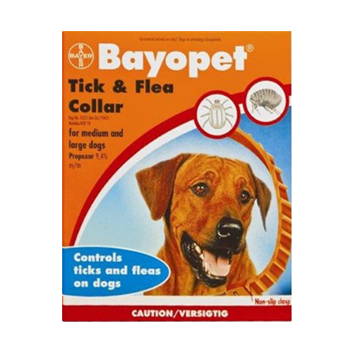 Bayopet Tick and Flea Collar