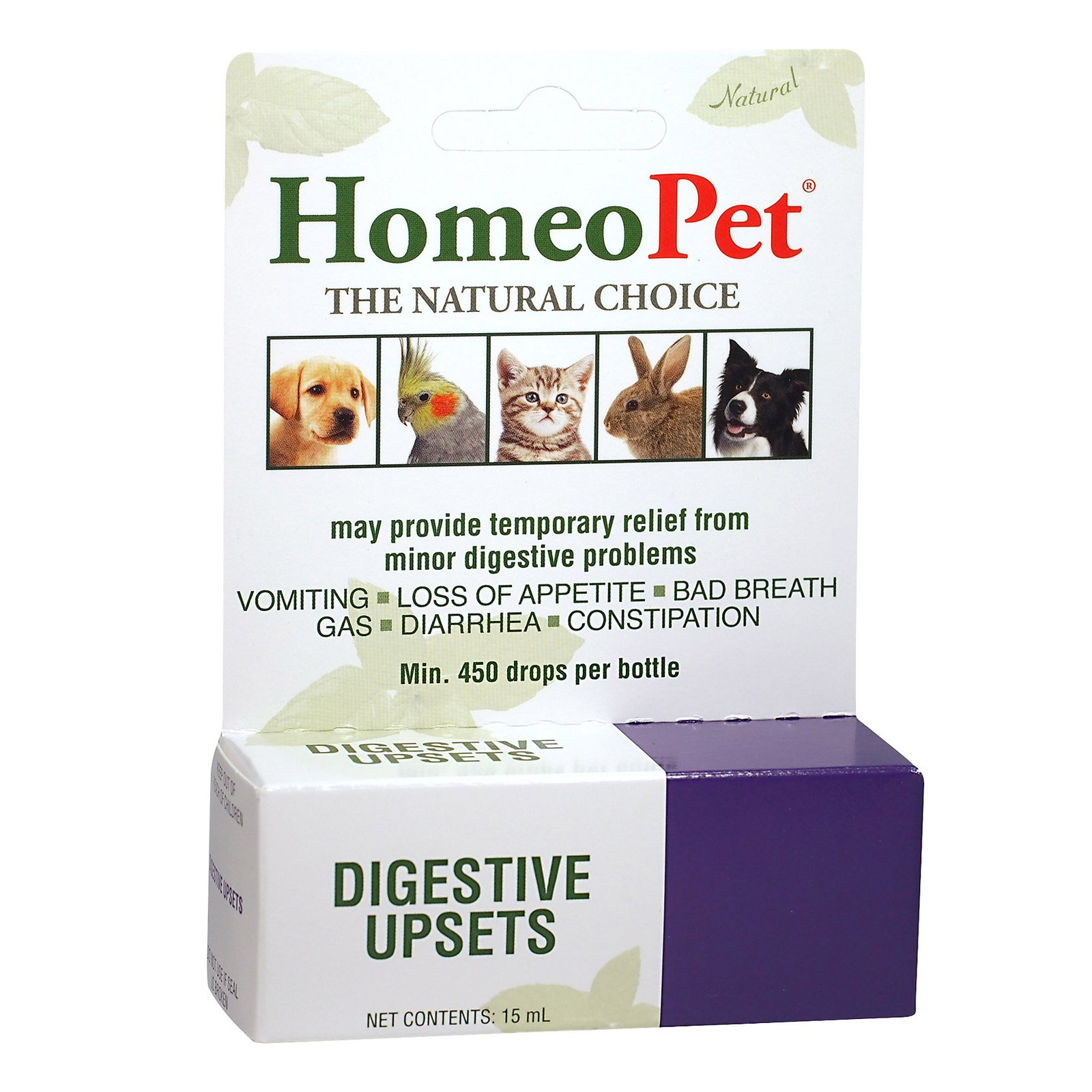 HomeoPet Digestive Upset