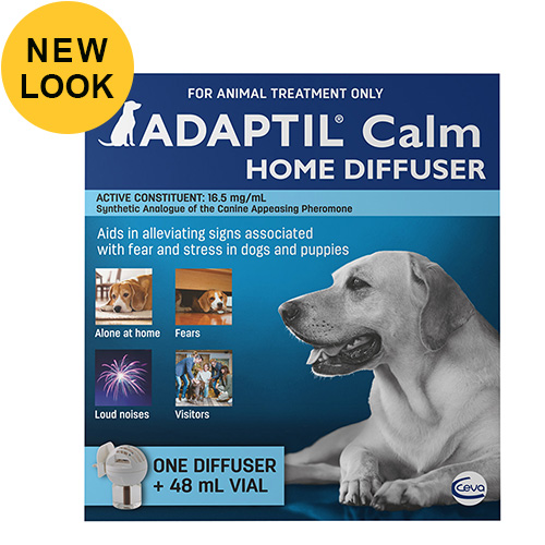 Adaptil Calm Home Diffuser Kit (Diffuser + Refill) 1 Pack