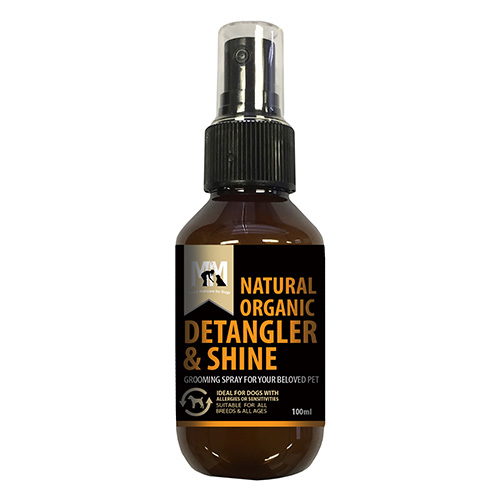 Mfm Natural Organic Detangler & Shine Spray 100 Ml