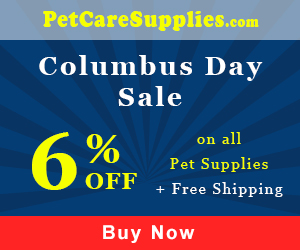 Don't Miss Out Our Big Columbus Day Sale with 6% Extra Discount + Free Shipping Site-Wide on All Orders. Shop Now to avail limited period offer. Use Coupon Code: CLB6PCSPB