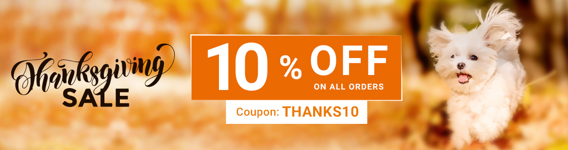 Get 10% Use Coupon: THANKS10