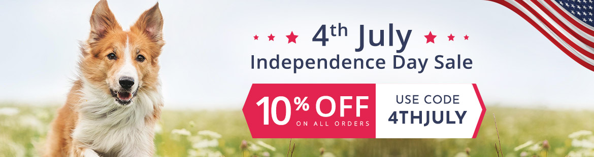 Get 10% Use Coupon: 4THJULY