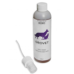 Orovet Oral Rinse for Dogs/Cats