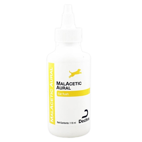 Malacetic Otic Ear  Cleaner For Dogs