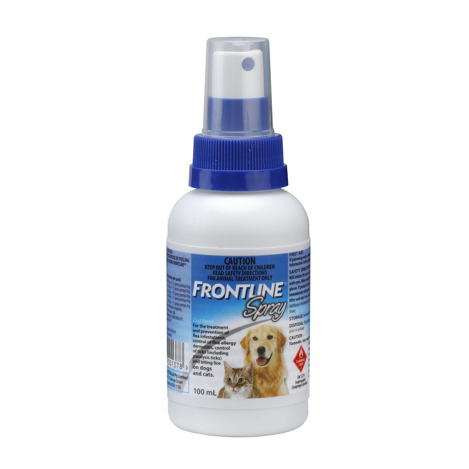 Frontline Spray for Dogs : Buy Frontline Spray - PetCareSupplies.com