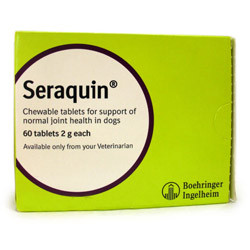 Seraquin for Dogs 2 gm
