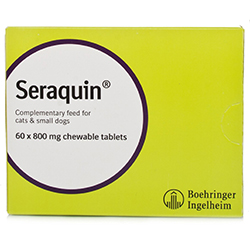Seraquin for Cats 800 mg