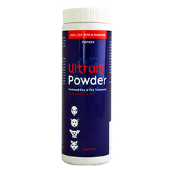 Ultrum Flea & Tick Powder for Cats