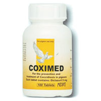 Coximed for Pigeons (100 Tablets)