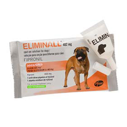 Eliminall Spot-On  for Extra Large Dogs Over 88 lbs. (Red)