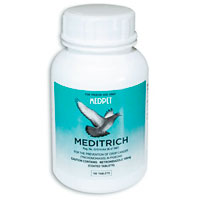 Meditrich  for Pigeons 100 Tablets