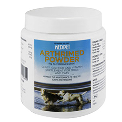 Arthrimed Joint Supplement Powder  for Cats